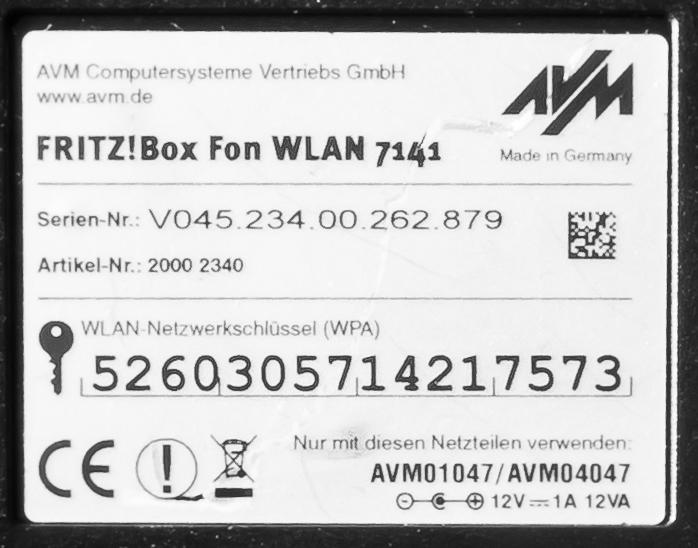 Fritz box fon wlan 7141 firmware - Fritzbox 7330 login ...