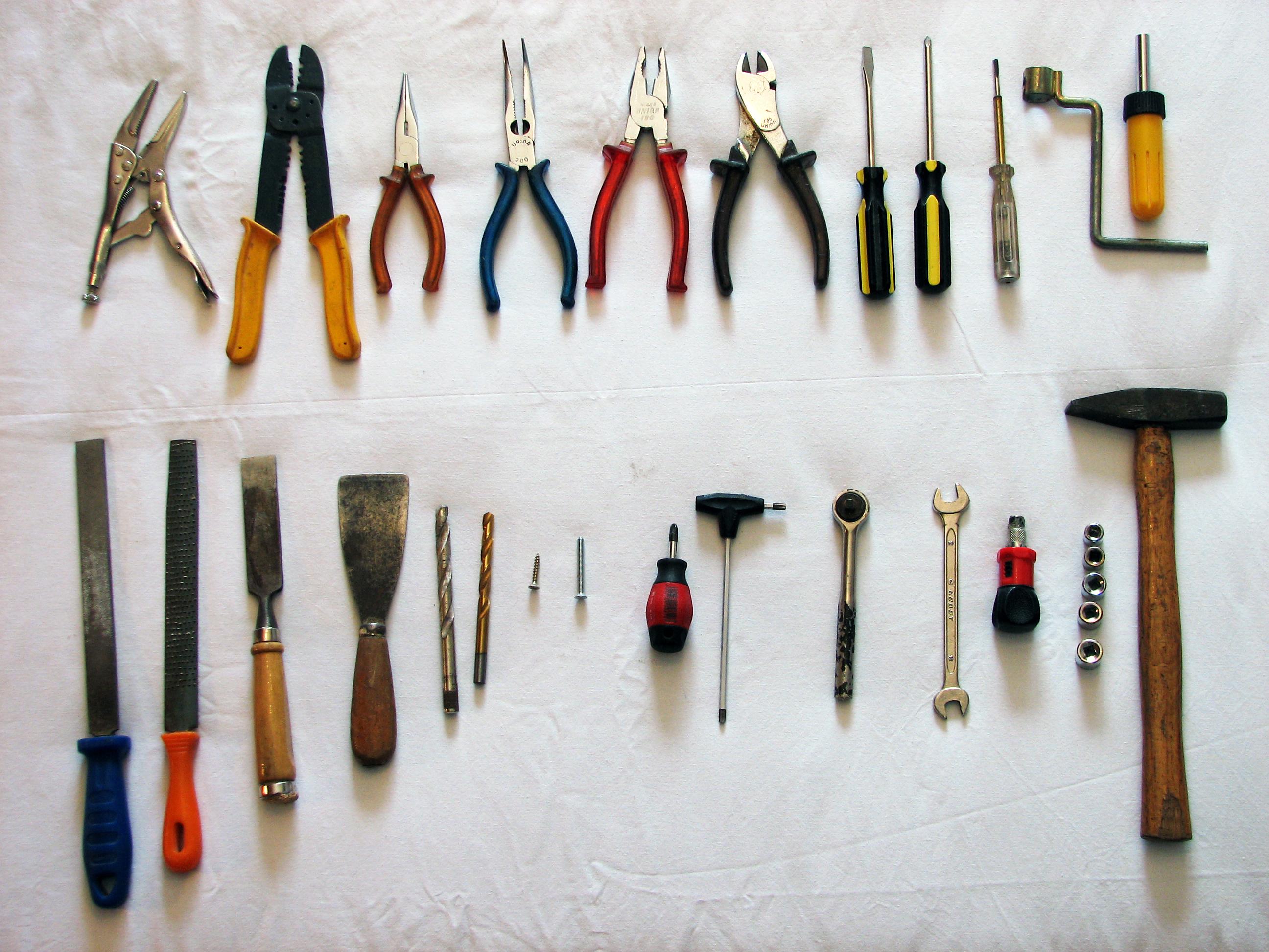 File:Furniture Installation Tools