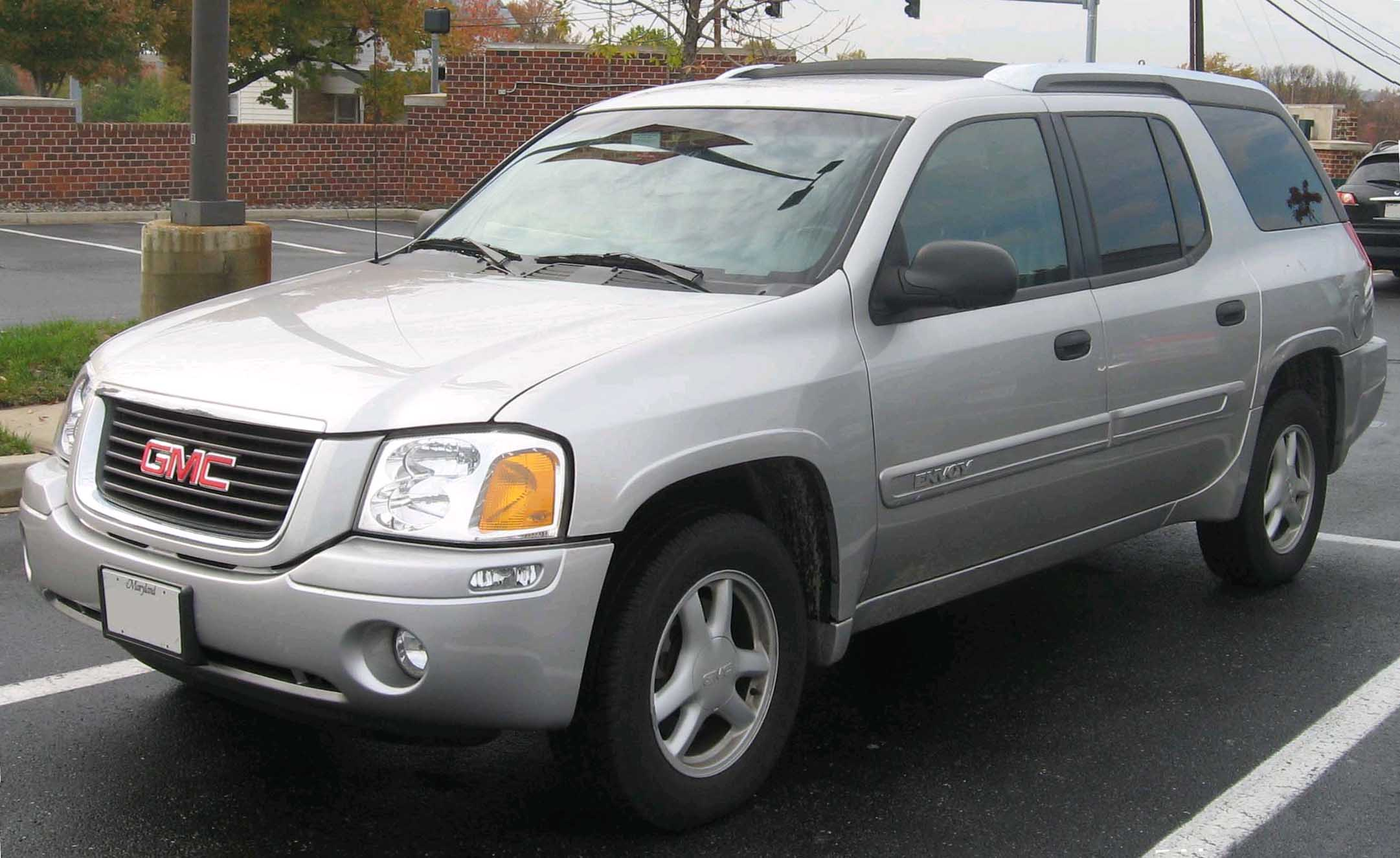 File gmc envoy xuv jpg wikimedia commons