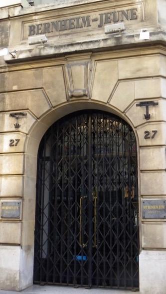 Ca s'est passé en juillet ! Gallerie_Bernheim-Jeune_avenue_Matignon_%C3%A0_Paris