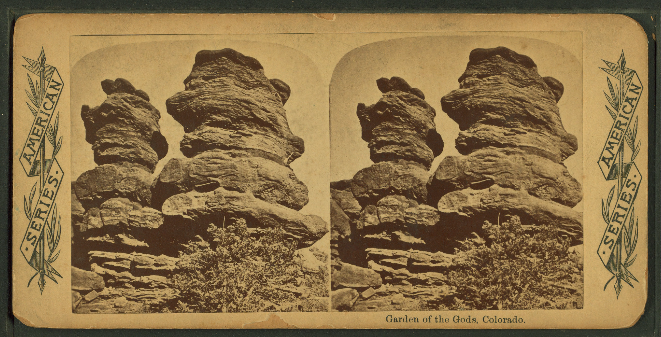File Garden Of The Gods Colorado From Robert N Dennis Collection Of Stereoscopic