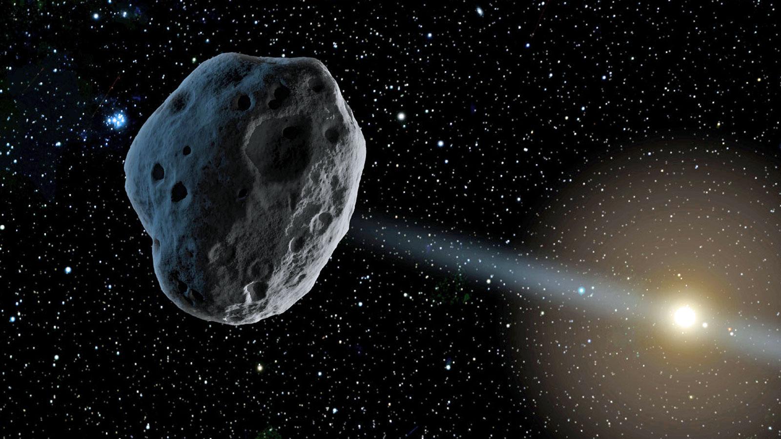 Asteroid preletel okolo Zeme v najkratšej vzdialenosti a my sme ho nevideli
