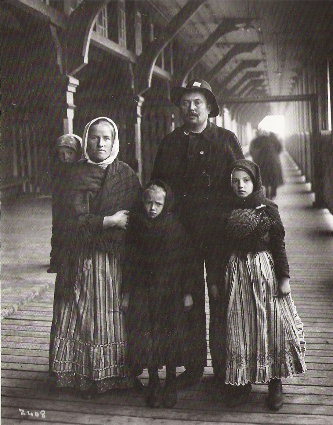 St Ellis Island Canada