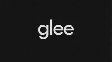 Glee title card, image via Wikipedia