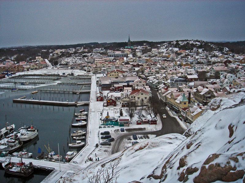Grebbestad - Wikipedia