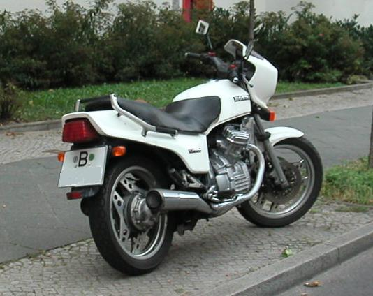Honda Cx 500 1982 - Best Auto Cars Reviews