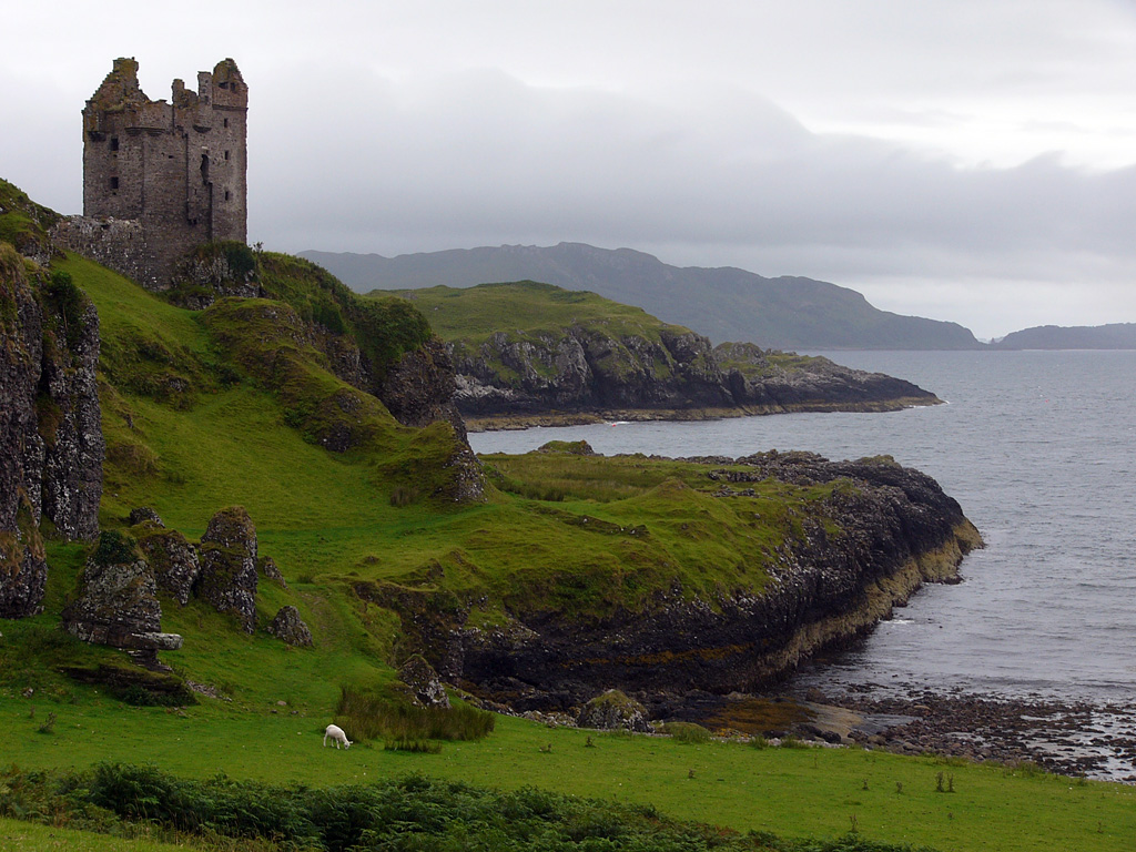 gylen castle is located - photo #5