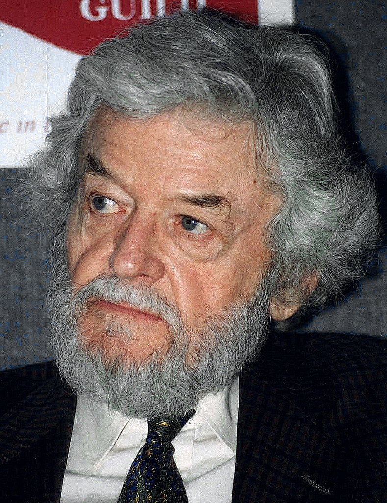 Holbrook in 2001