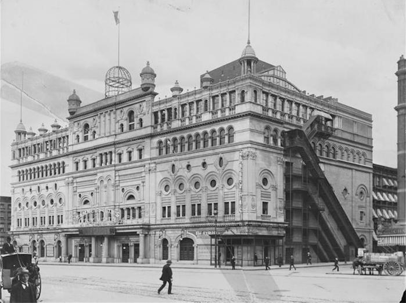 Image result for Olympia Theater 1895 ny