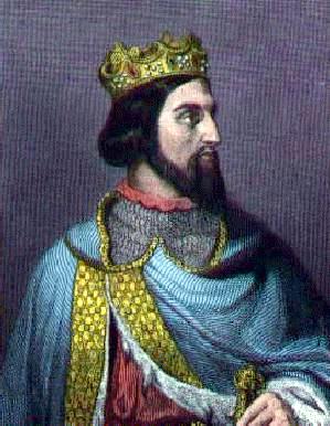 Генріх i король франції