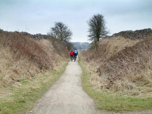 High Peak Trail - geograph.org.uk - 139411