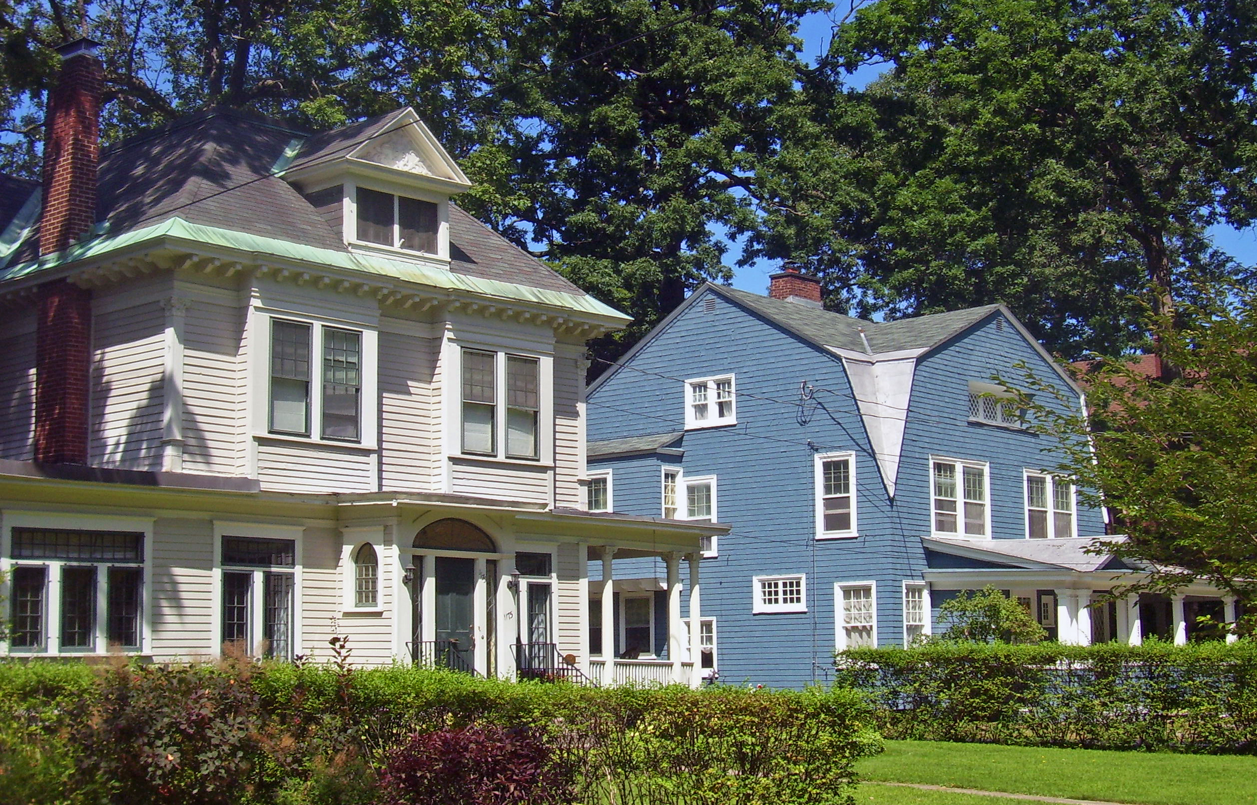 Schenectady (NY) United States  City new picture : Houses on Stratford Road, Schenectady, NY Wikipedia, the ...