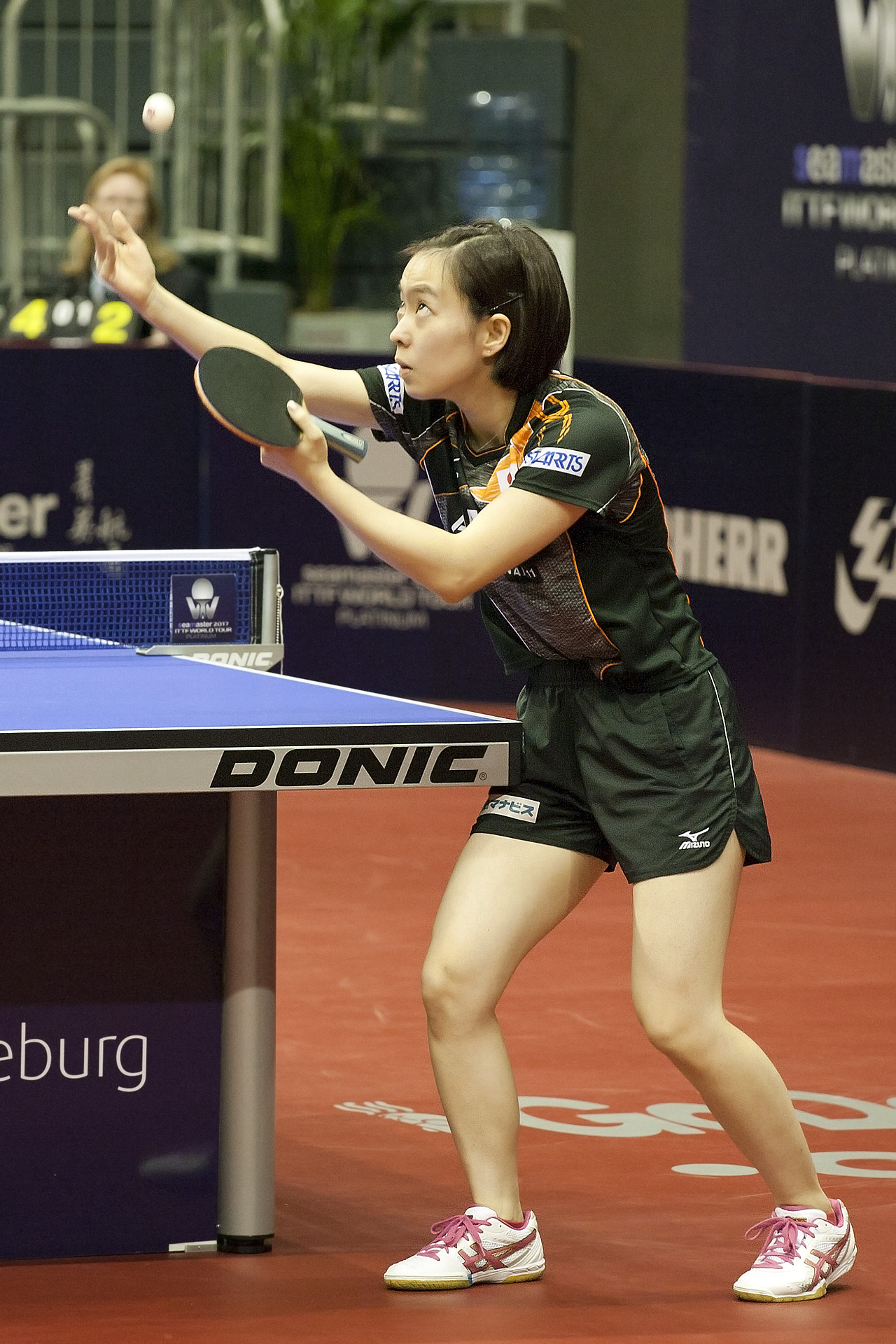 Communication on this topic: Sybil Arundale, angelica-rozeanu-17x-table-tennis-world-champion/