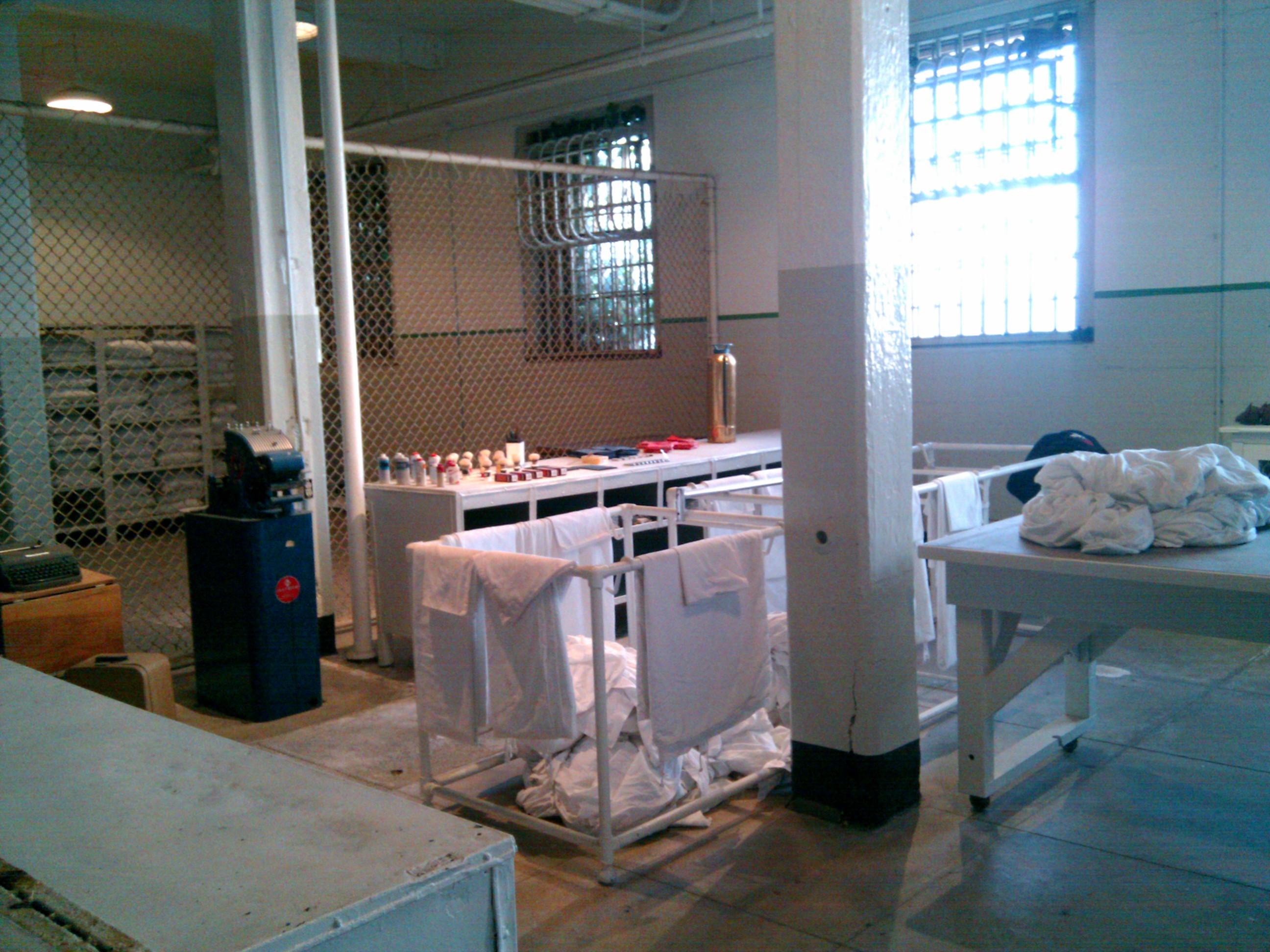 File inside alcatraz 4594828180 jpg for Pictures inside
