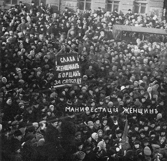 Fitxategi:International Women's Day - February Revolution - Petrograd.jpg