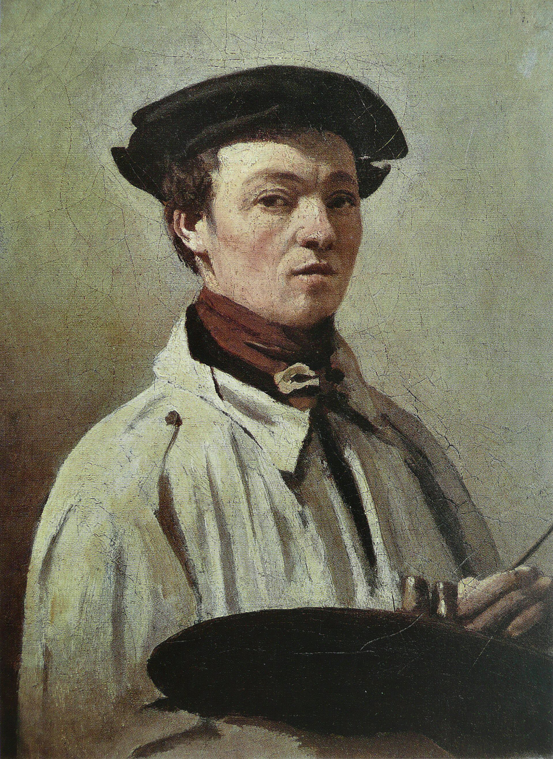 Image of Jean-Baptiste Camille Corot from Wikidata
