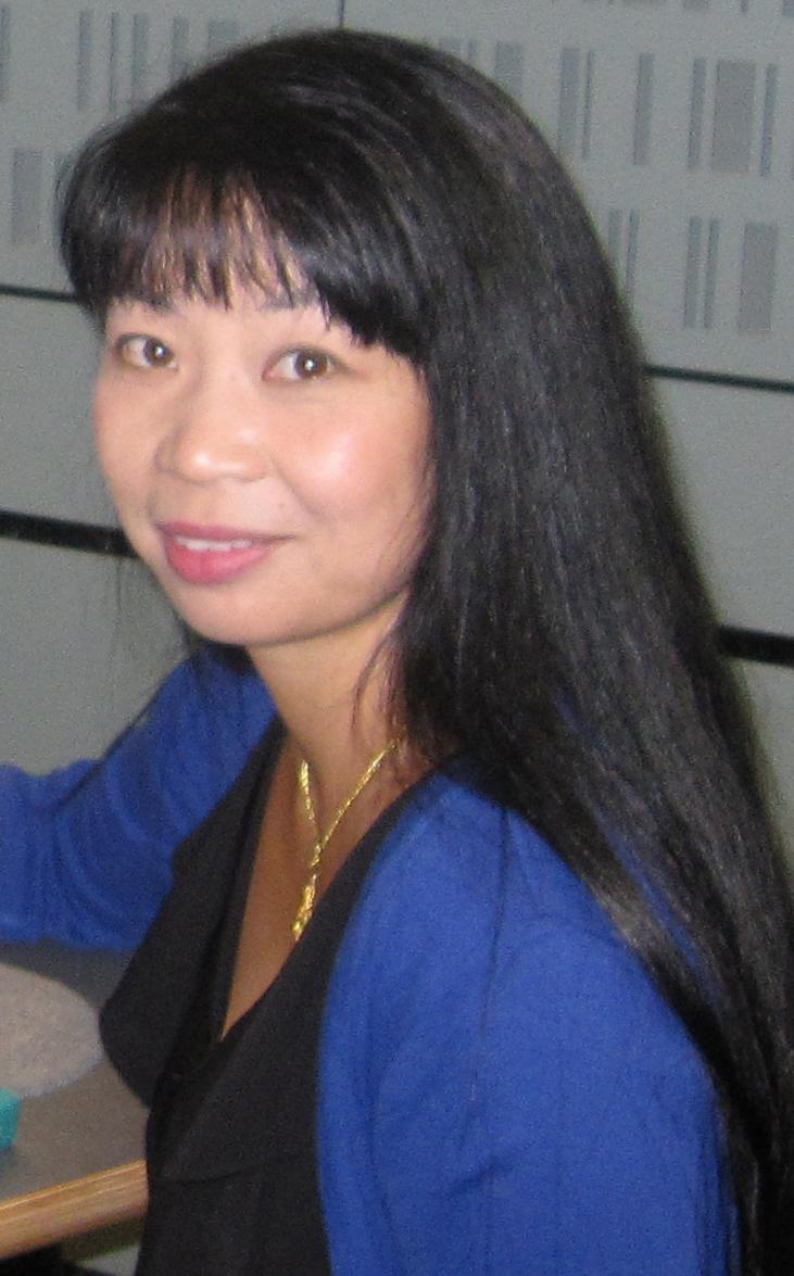 Portrait of Jean Kwok
