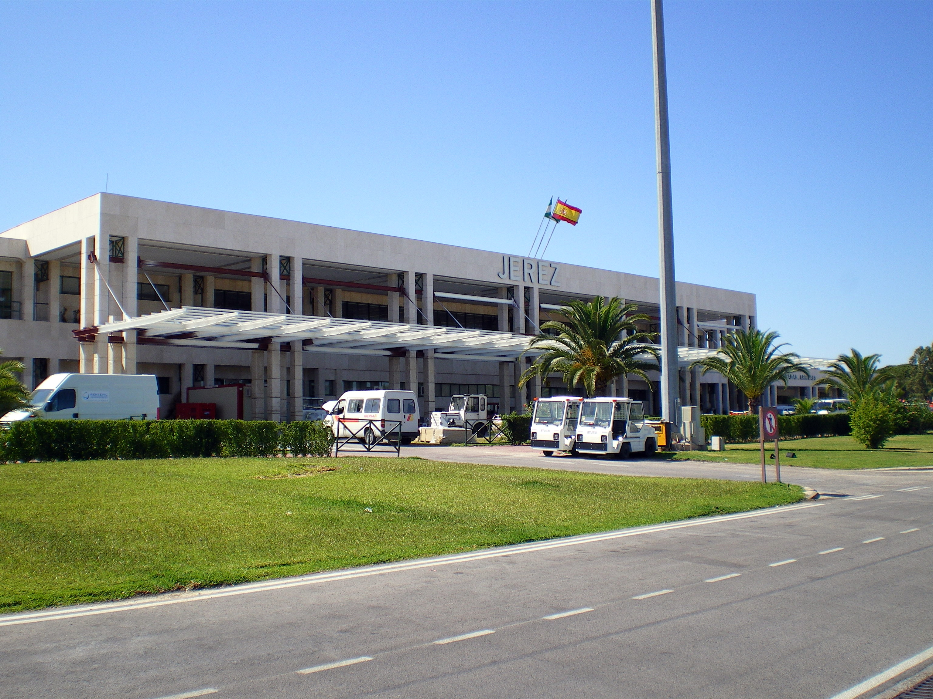 Aeropuerto de Jerez - Wikipedia, la enciclopedia libre