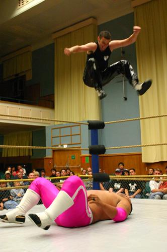 Dick hrstich wrestler