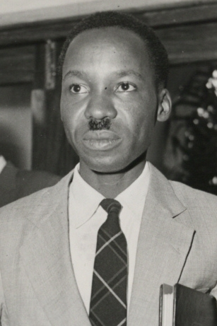 Julius Nyerere as leader of the Legislative Co...