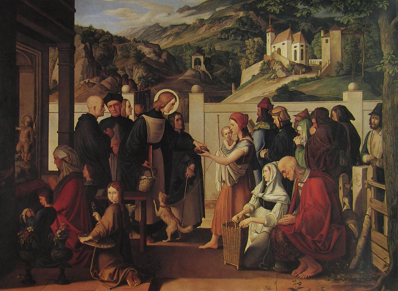File:Julius Schnorr von Carolsfeld - Hl. Rochus 1817.jpg