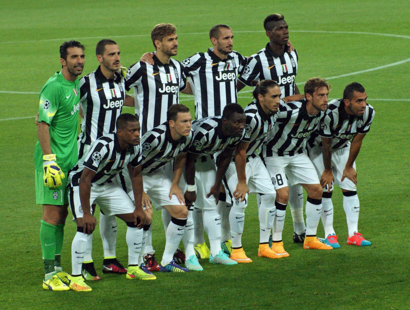 Juventus Football Club: Juventus Football Club 2014-2015