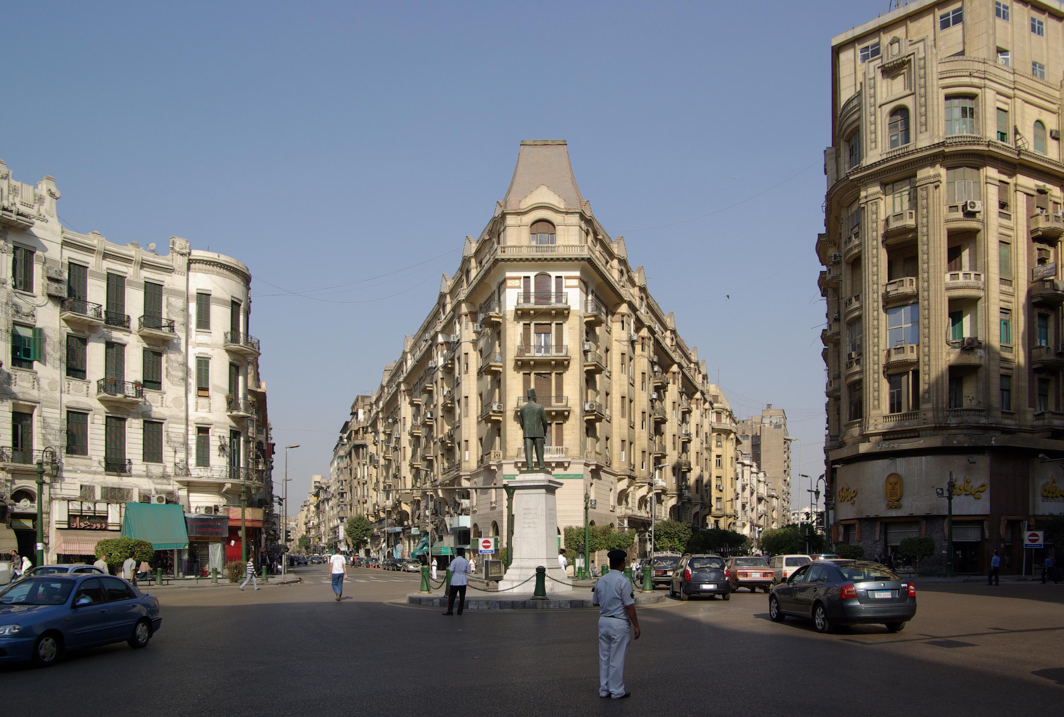 Wikipedia City Buildings