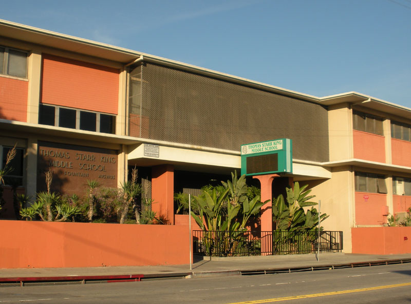 thomas starr king middle school to become  u2018green u2019 magnet