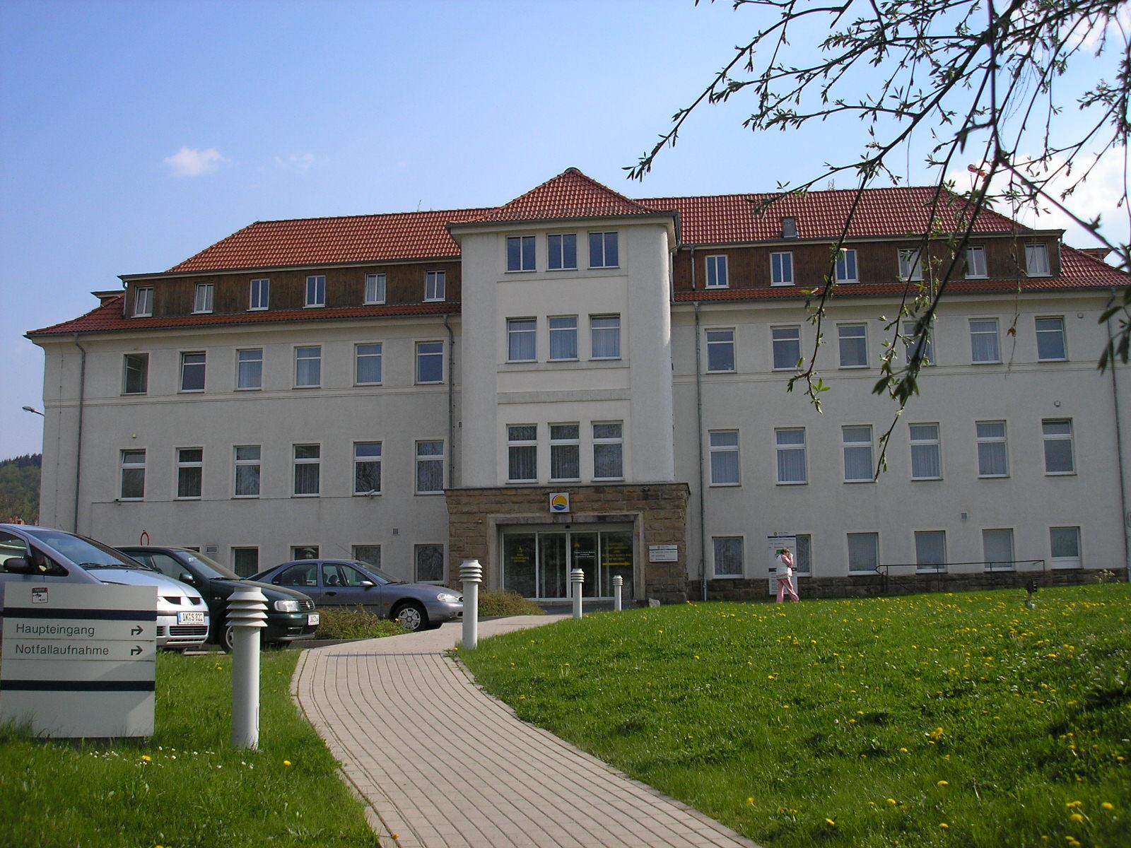 Krankenhaus – Wikipedia