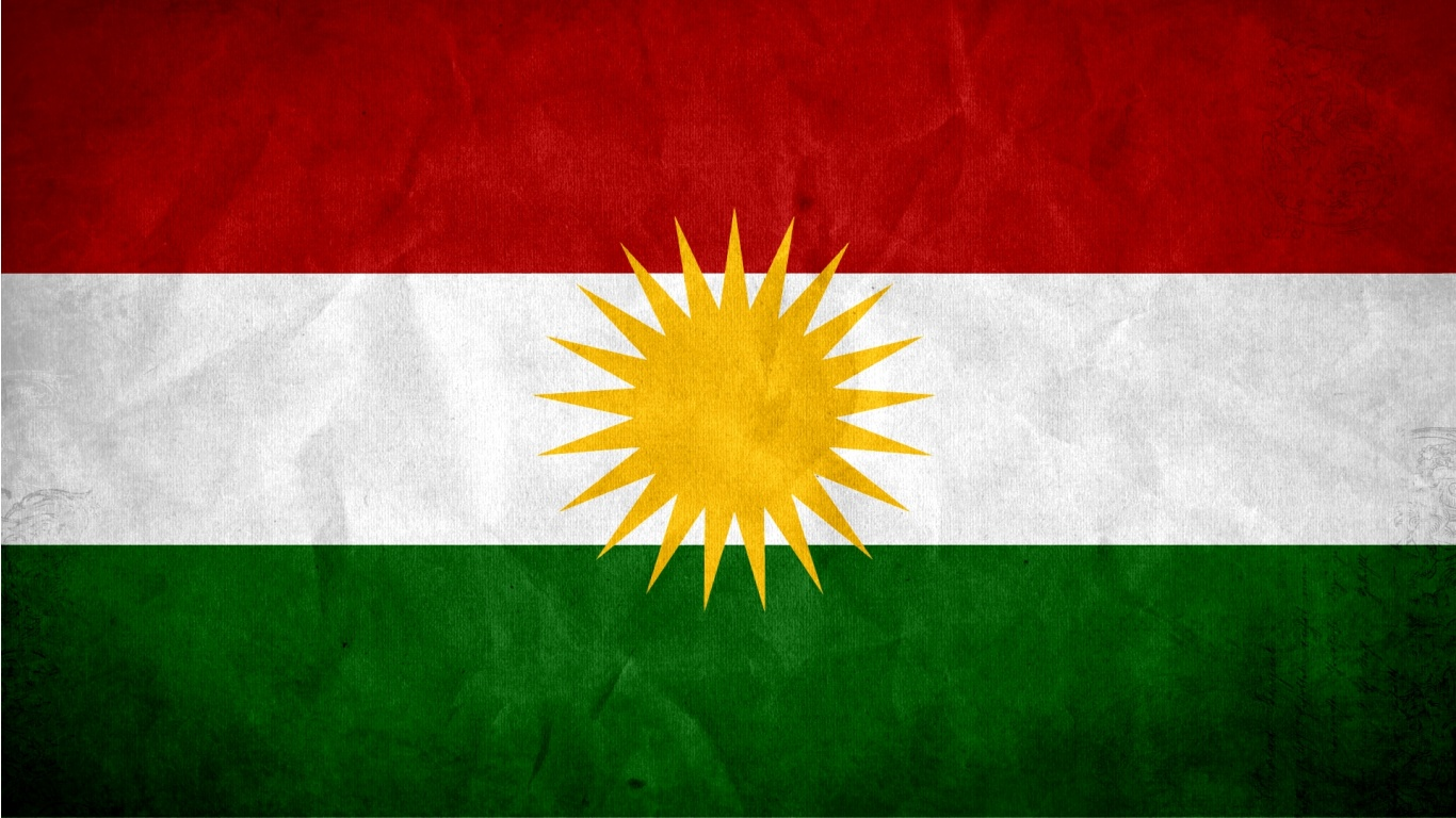 صور علم كوردستان Kurdistan_Flag