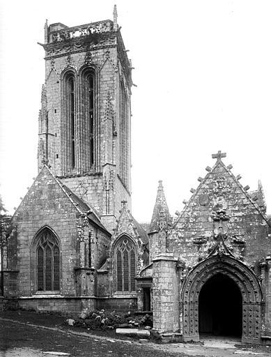 File:L'église de Saint-Herbot Lefèvre-Pontalis, base Mérimée.jpg
