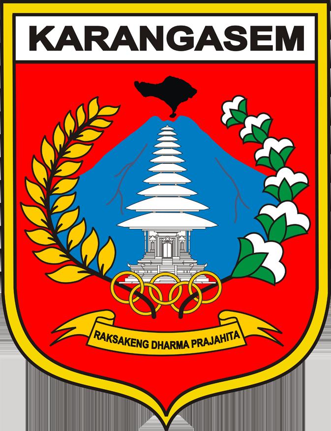 File Lambang Kabupaten Karangasem Png Wikimedia Commons