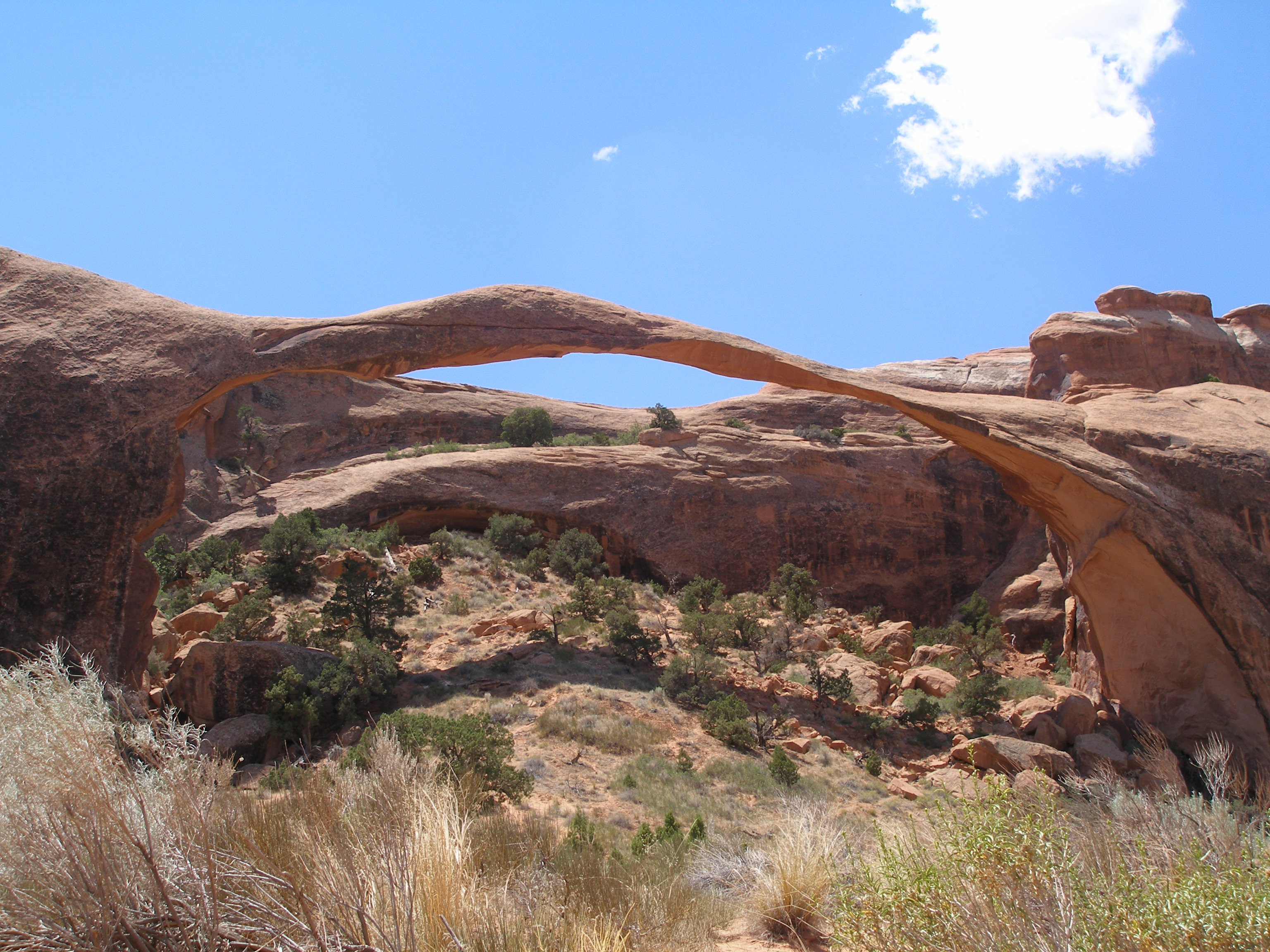 File Landscape arch Wikimedia mons