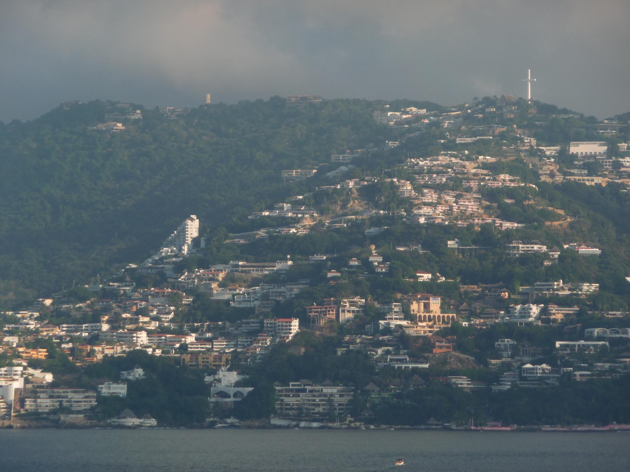 File Las Brisas In Acapulco  Guerrero  Mexico Jpg
