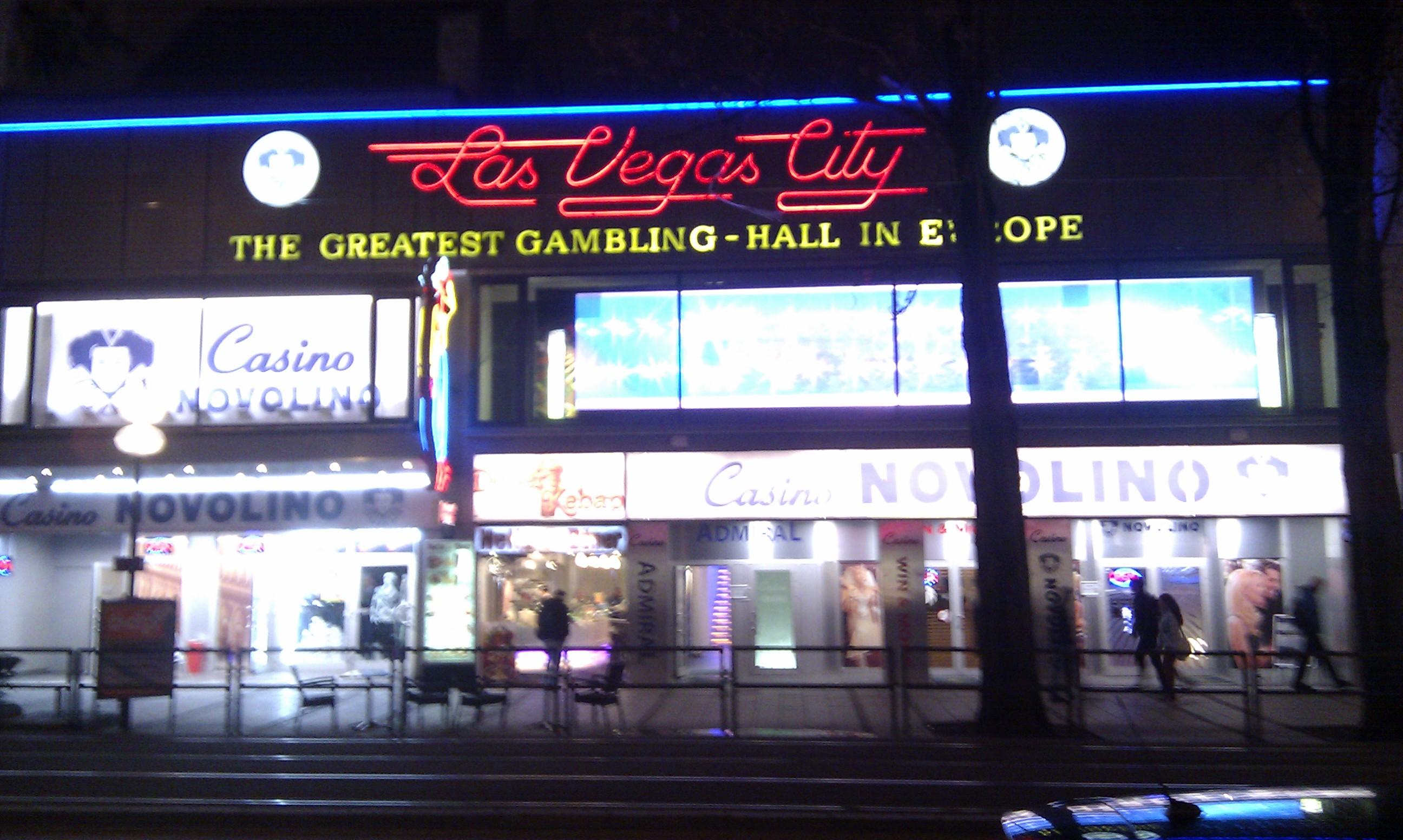 Las Vegas München