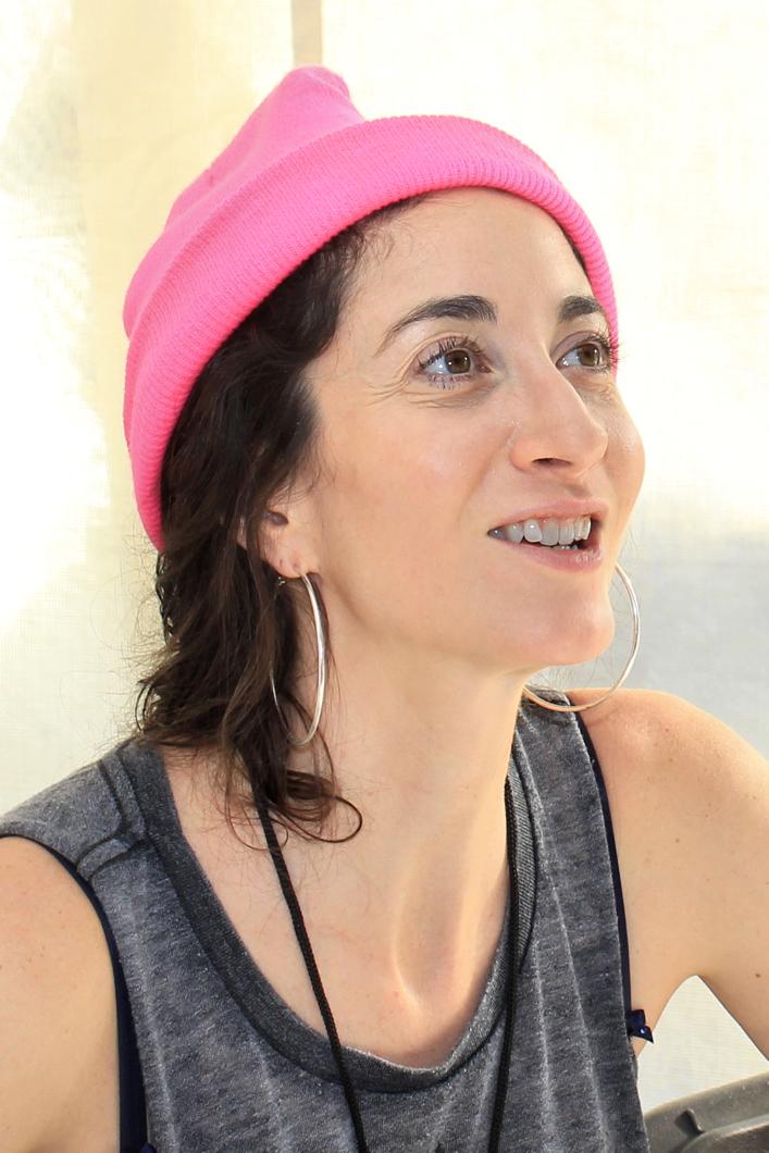 Portrait of Lauren Oliver