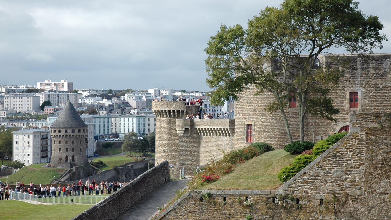 Brest France  city photos : ... :Le donjon du château de Brest, France 21 09 2007 Wikipedia