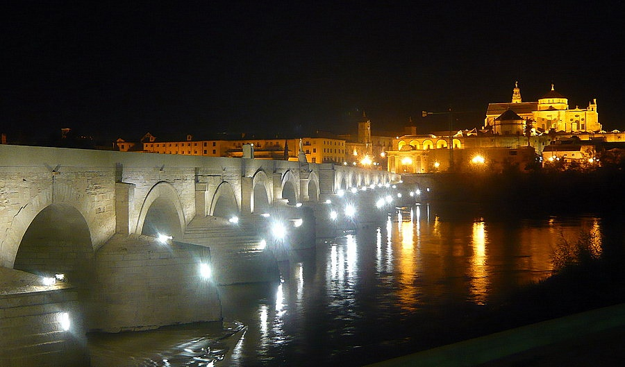 File Le Pont Romain De Cordoue El Puente Romano De Cordoba