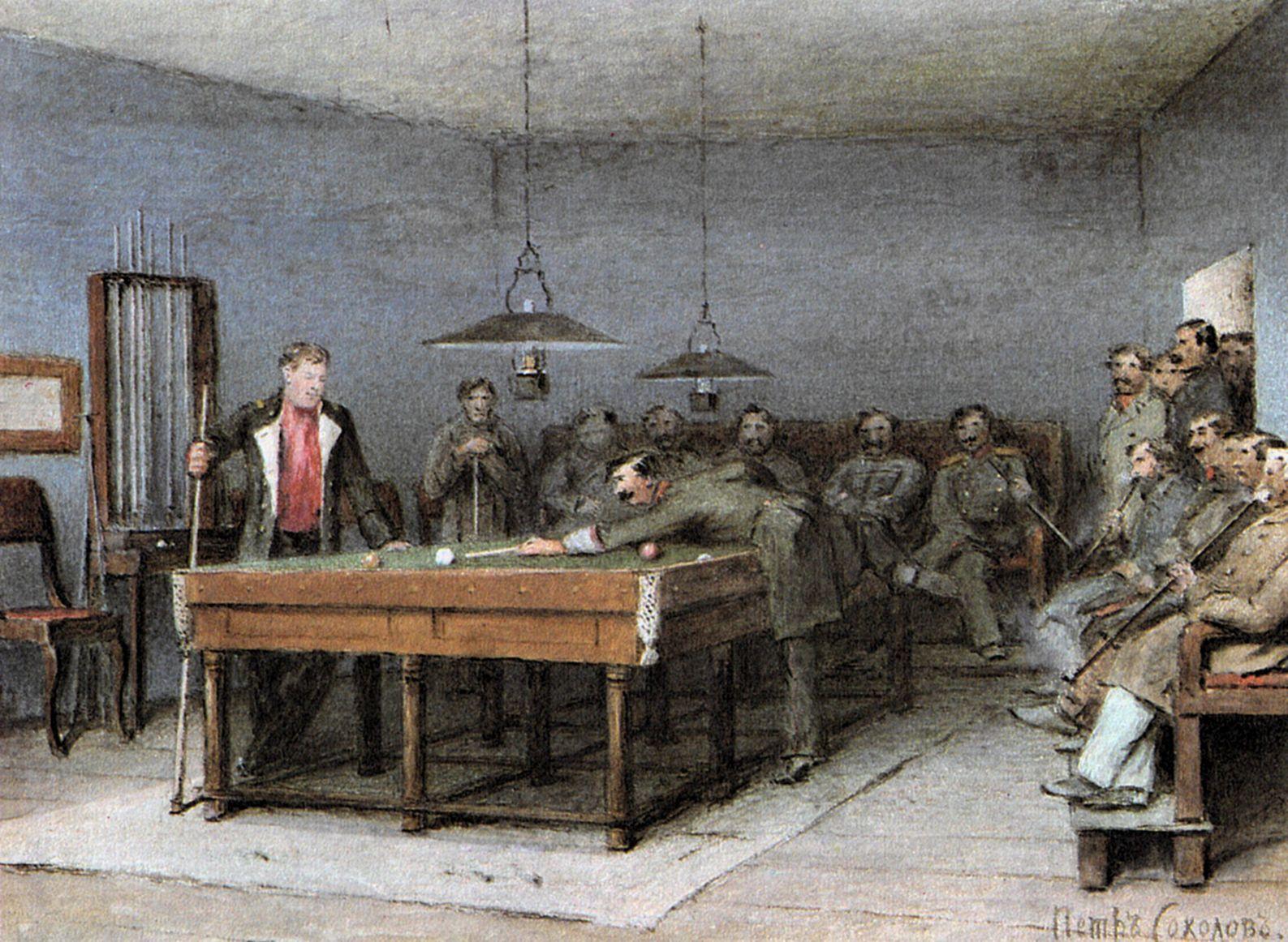 La Chaise Longue Billard billard — wikipédia