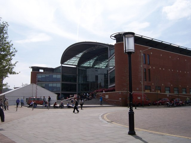 Library Building - Norwich - geograph.org.uk - 780635