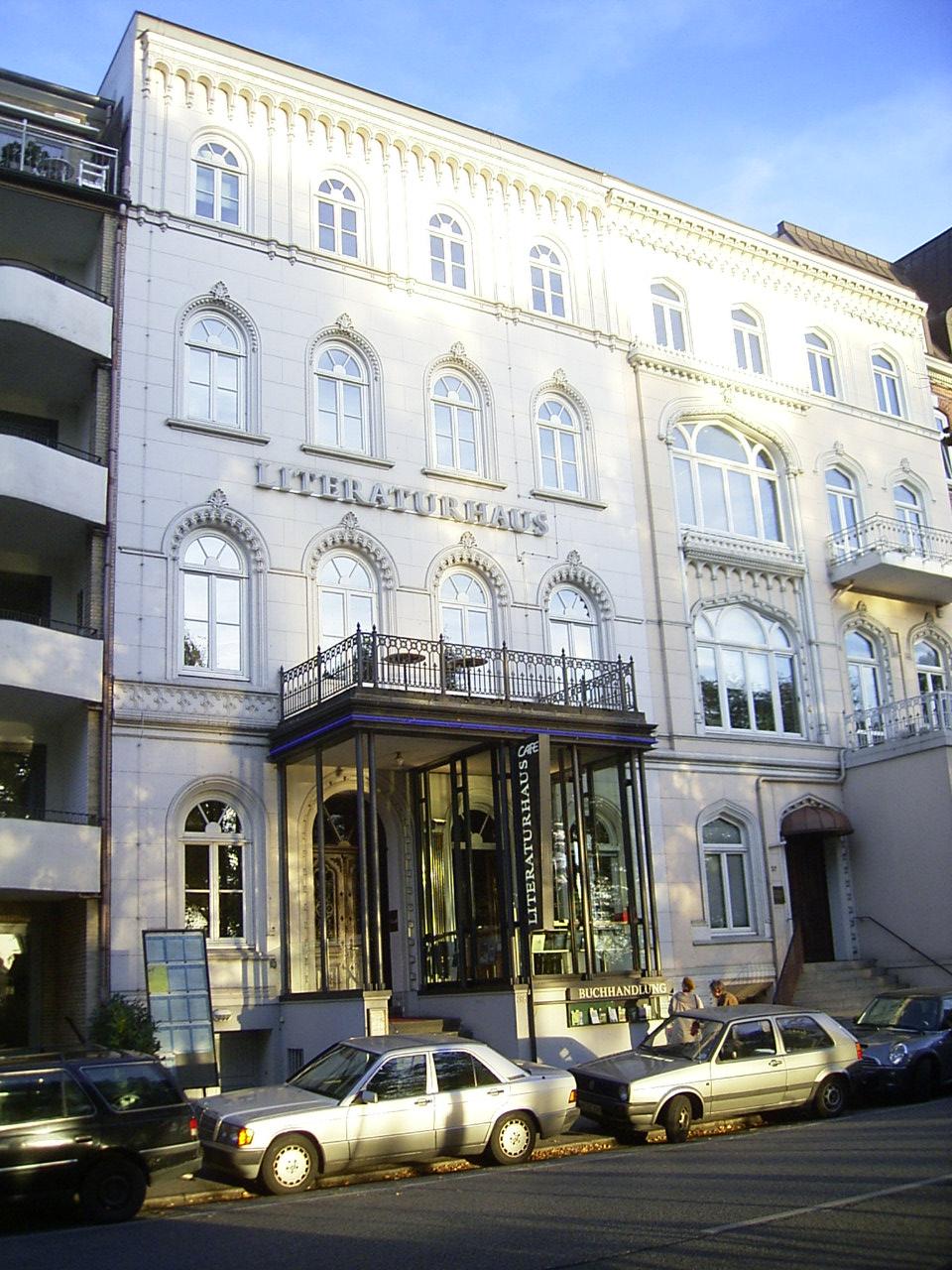Literaturhaus hamburg wikipedia - Mobelhauser und einrichtungshauser hamburg ...