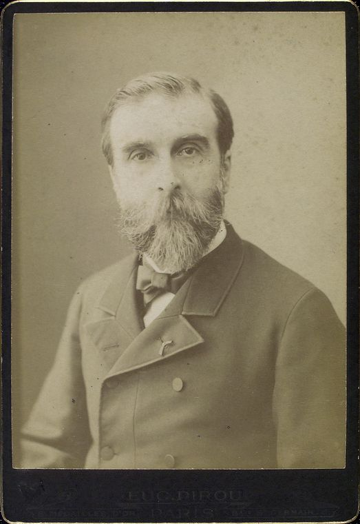 Ludovic Halévy early in his career