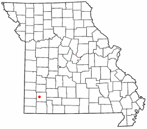 Loko di Stotts City, Missouri