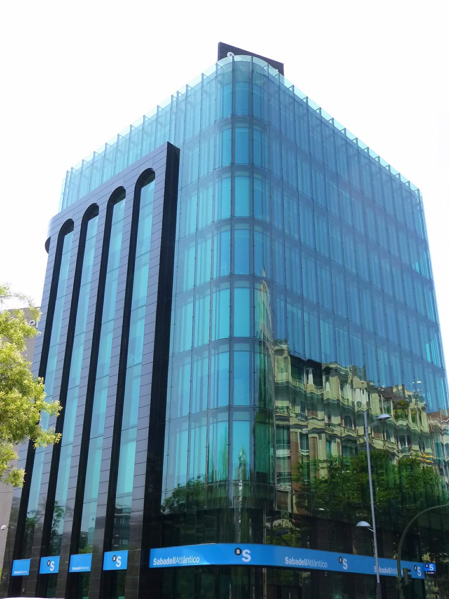 File madrid castellana 41 madrid banco for Sabadellatlantico oficinas