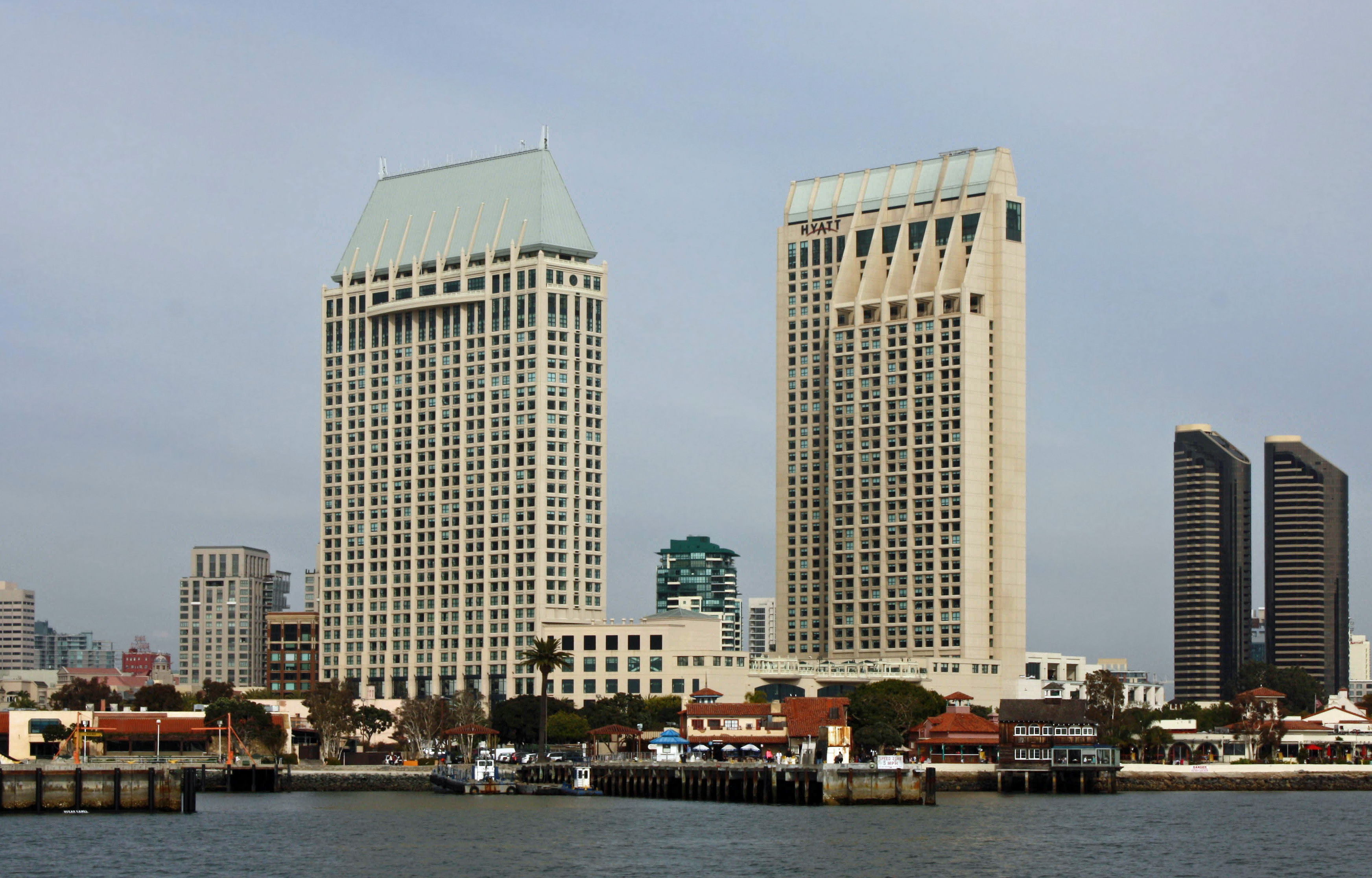 Grand Hyatt Hotel San Francisco