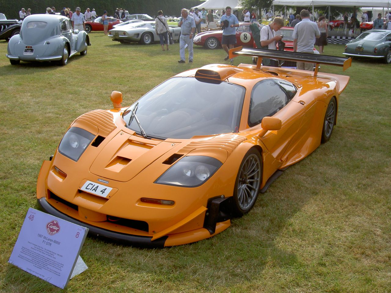 Image Result For Mclaren F Wikipedia