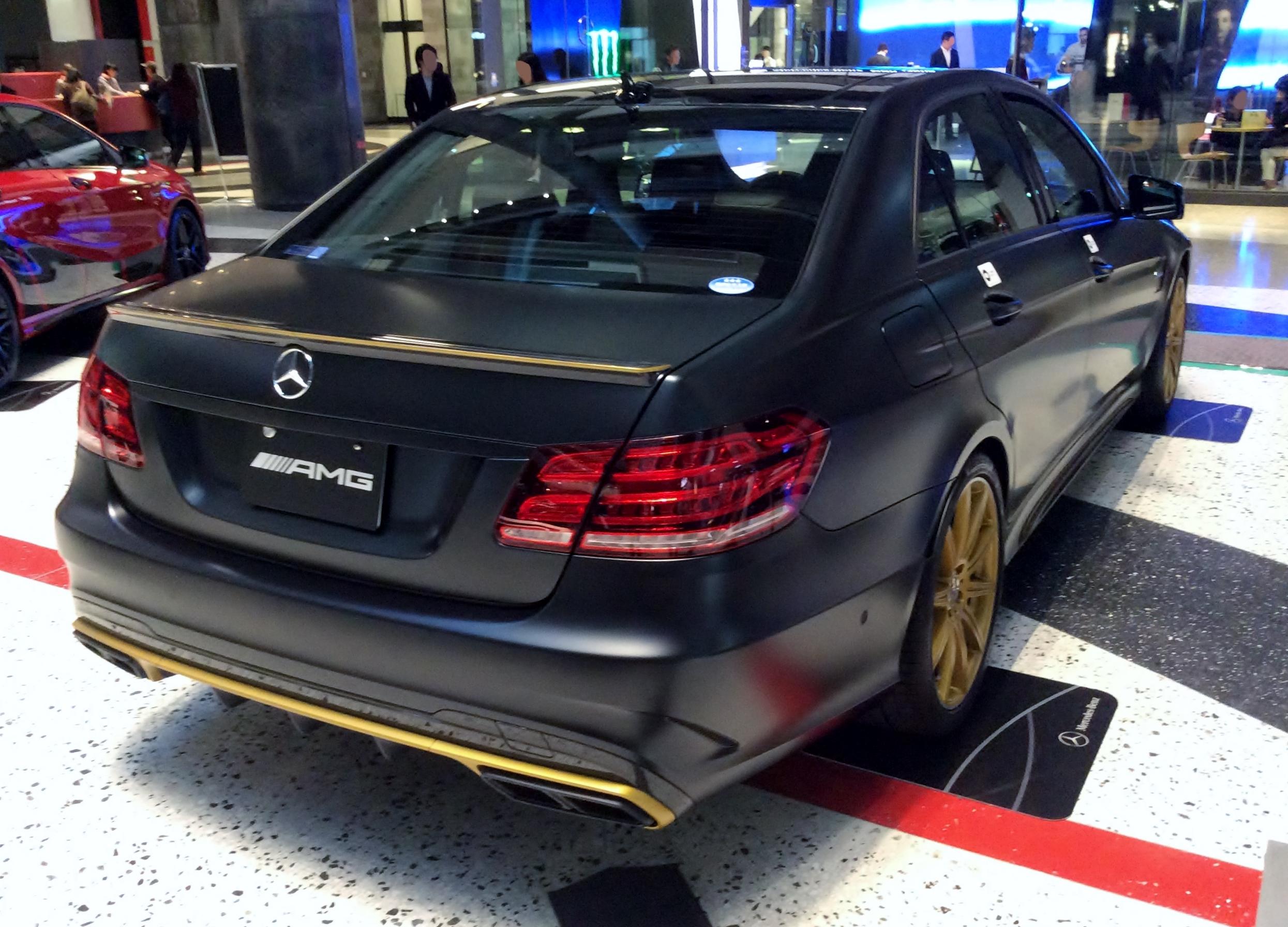 File Mercedes Benz E63 Amg S 4matic Performance Studio