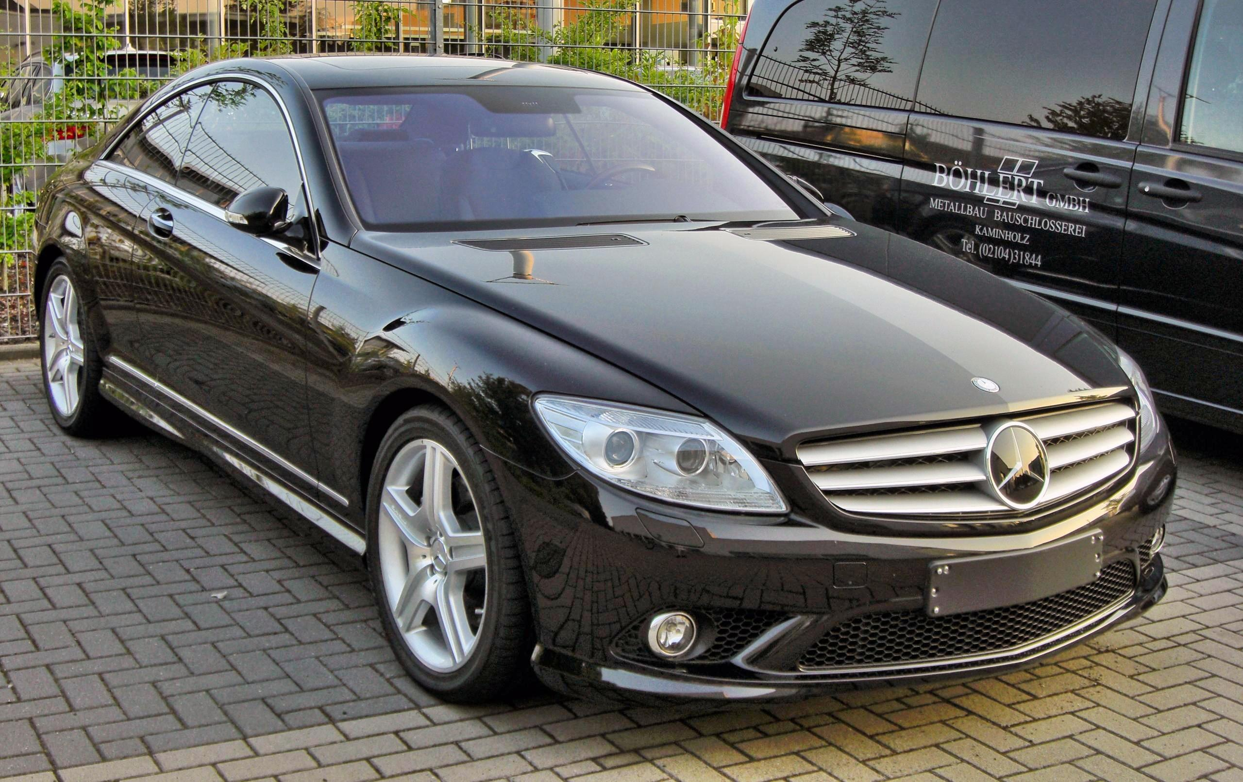 file mercedes cl 500 amg sportpaket 20090704 front jpg wikimedia commons. Black Bedroom Furniture Sets. Home Design Ideas