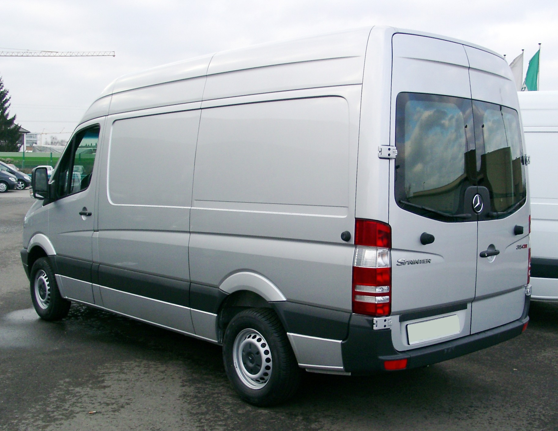 Mercedes Sprinter Long Island