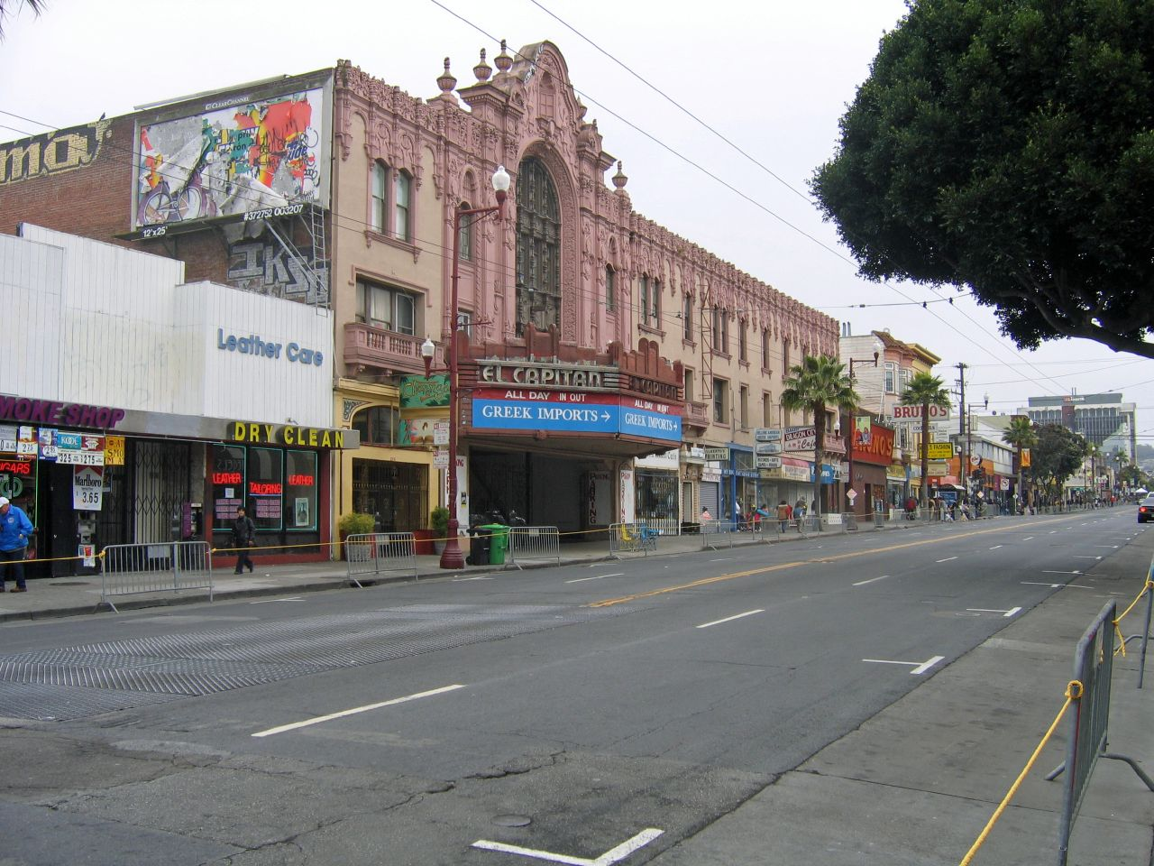 Mission St Daly City